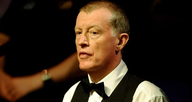 Steve Davis: Safely into the quarter-finals