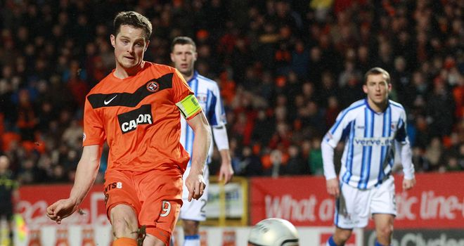 Daly: Nets for Dundee United
