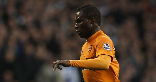 Emmanuel Frimpong: Will be missed at Molineux following injury blow