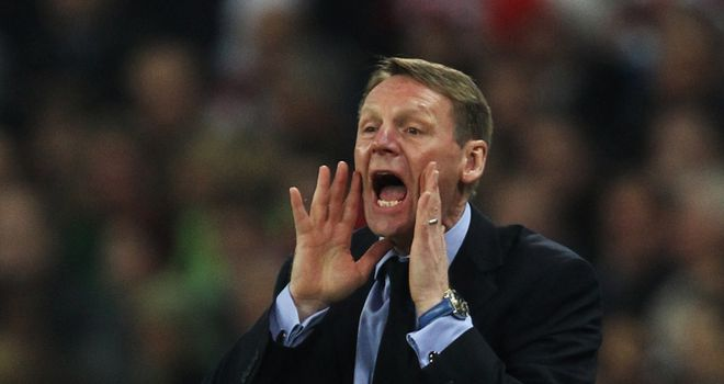 Stuart Pearce: Adamant that all the preparatory work has been done for Euro 2012