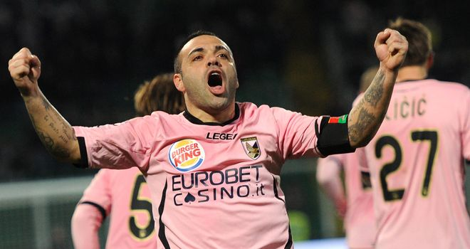 Fabrizio Miccoli: wanted in Middle East