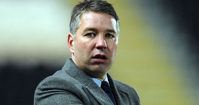 Darren Ferguson: Still looking to improve his defensive options