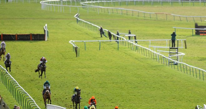 Fontwell: Forced to inspect due to waterlogging