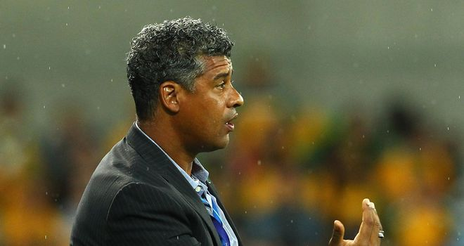 Frank Rijkaard: Sacked as Saudi Arabia coach