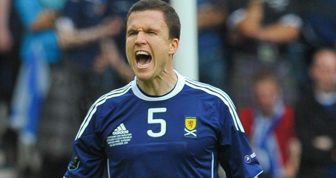 Gary Caldwell: Confident Scotland can make the 2014 World Cup