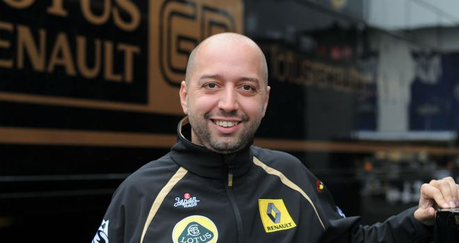 Gerard Lopez: Runs Lotus team owners Genii Capital