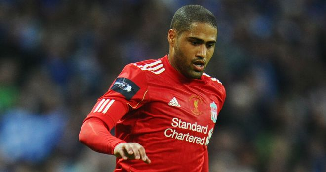 Glen Johnson: Wants Liverpool to improve their league form