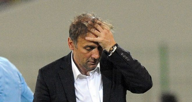 Goran Stevanovic: Sacked by Ghana after 14 months in charge