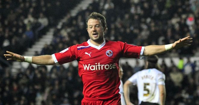 Noel Hunt: Glad to repay his manager's faith with a goal