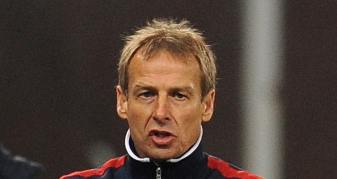 Jurgen Klinsmann: Preparing side for clash with Honduras