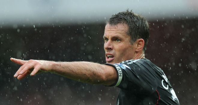Jamie Carragher: Hoping to prove to Brendan Rodgers that he is deserving of a starting role