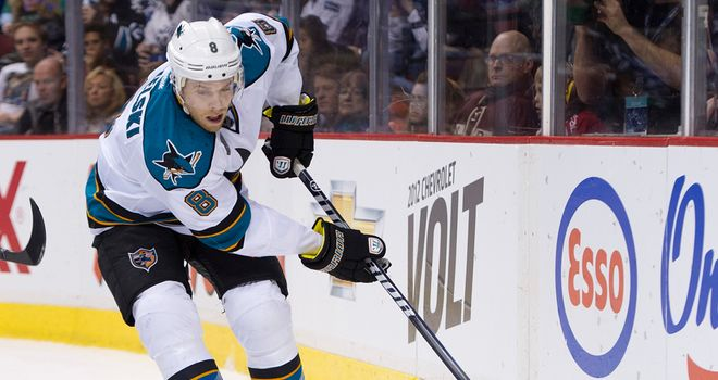 Joe Pavelski: Put San Jose Sharks ahead