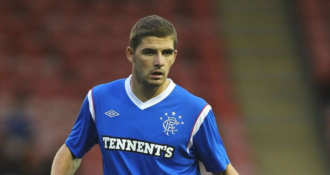 Kyle Hutton: Midfielder looking forward to playing for newco Rangers