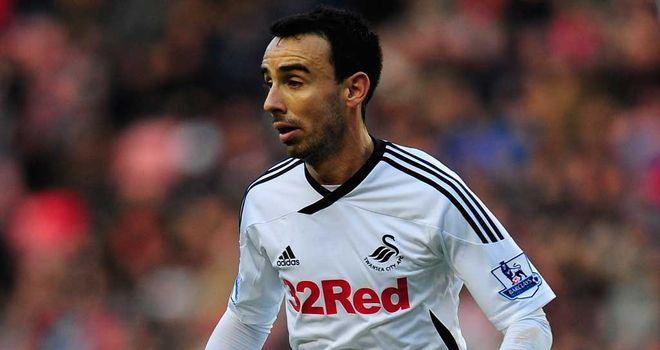 Leon Britton: Feels his side should not get too carried away with their recent form