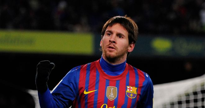 Lionel Messi: Supreme performance in Barcelona's victory over Valencia
