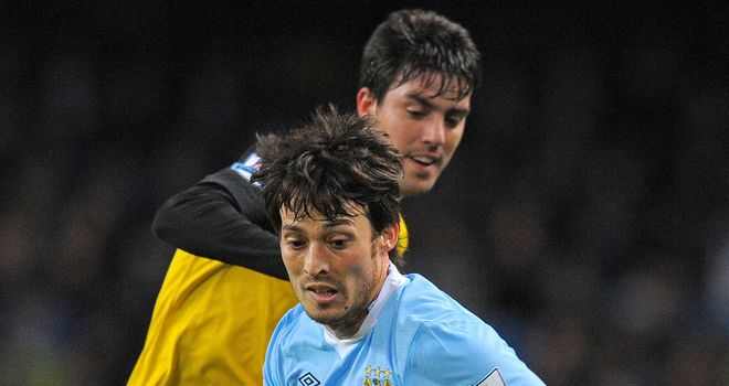 David Silva: Manchester City playmaker admits his side must beat Arsenal to stay in the title race