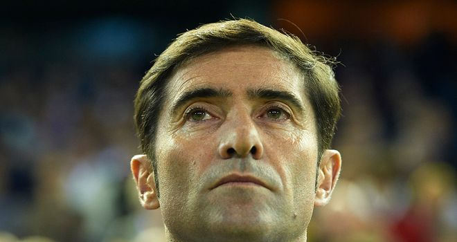 Marcelino: Coach has signed new contract at Villarreal