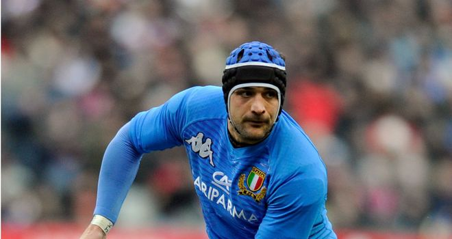 Marco Bortolami: Will not play in Italy's November internationals