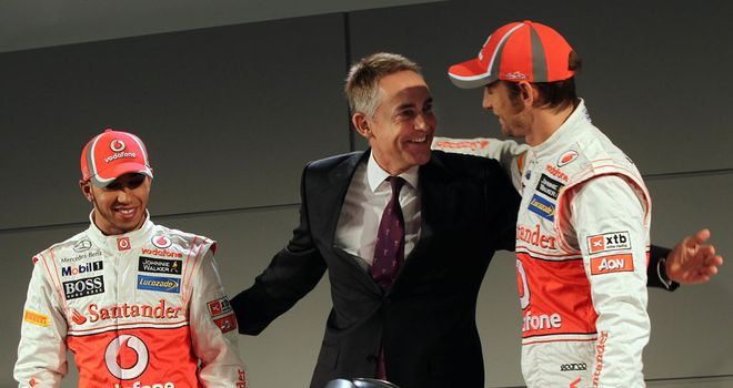 Martin Whitmarsh: Says McLaren's 2012 car is not a conservative design
