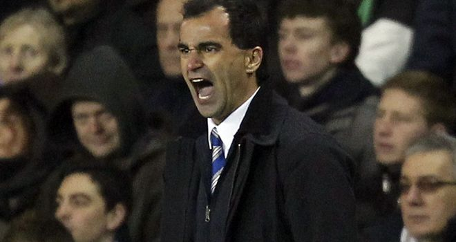 Roberto Martinez felt his Wigan players fully deserved the win at Bolton