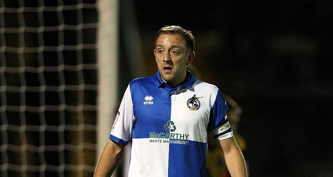 Gill: Back in action for Rovers