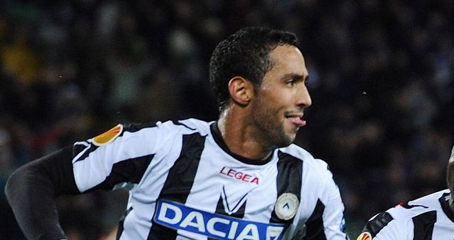 Medhi Benatia: Linked with Inter Milan