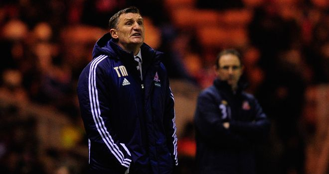 Tony Mowbray: Middlesbrough manager was not happy with the referee in the defeat by Leicester