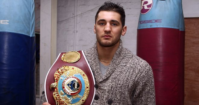 Nathan Cleverly: New opponent for next defence yet to be named