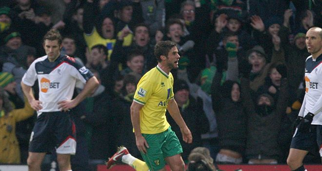 Andrew Surman: Scored the opener to set Norwich up for another victory