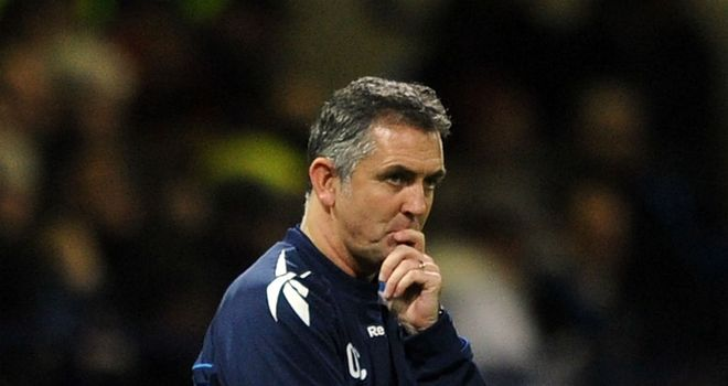 Owen Coyle: Bolton boss hoping to claim all three points from Molineux