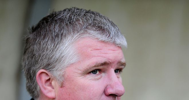 Martin Ling: Expected a return to the Gulls helm