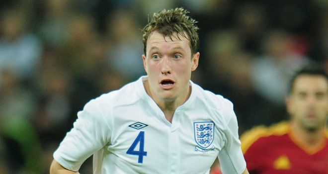 Phil Jones: The Manchester United man targets new England role