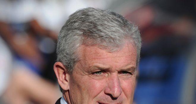 Mark Hughes: Queens Park Rangers manager is optimistic of Premier League survival