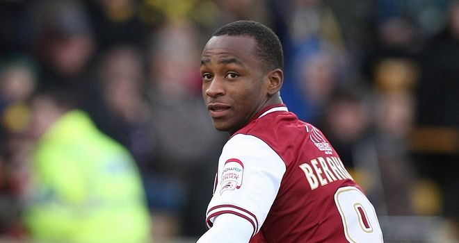 Saido Berahino: Darren Ferguson interested in another loan deal for the striker