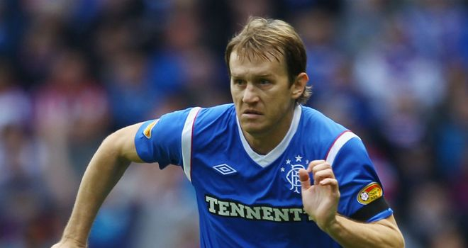 Sasa Papac: Expects to leave Rangers in the summer with the club's administrators looking to cut costs