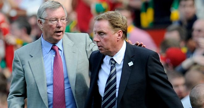 Old hands: Fergie and Harry have 62 years of management between them