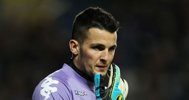 Stephen Henderson: Portsmouth goalkeeper hopes to be picked for the Republic of Ireland at Euro 2012