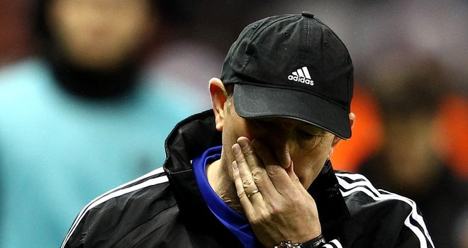 Tony Pulis: Determined to pick up Premier League points after European exit