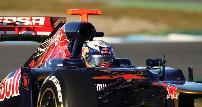 Daniel Ricciardo impressed again