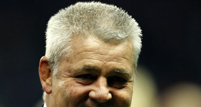 Warren Gatland: Happy with historic victory