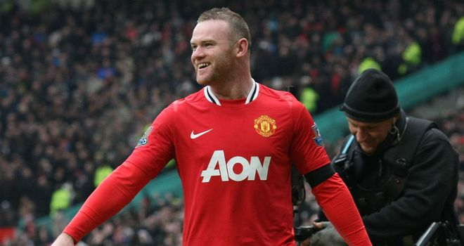 Wayne Rooney: Could be rested from Thursday's second leg against Ajax