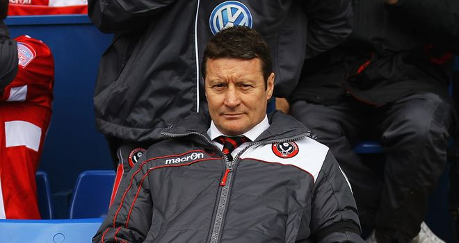 Danny Wilson: Sheffield United manager is chasing down League One leaders Charlton Athletic