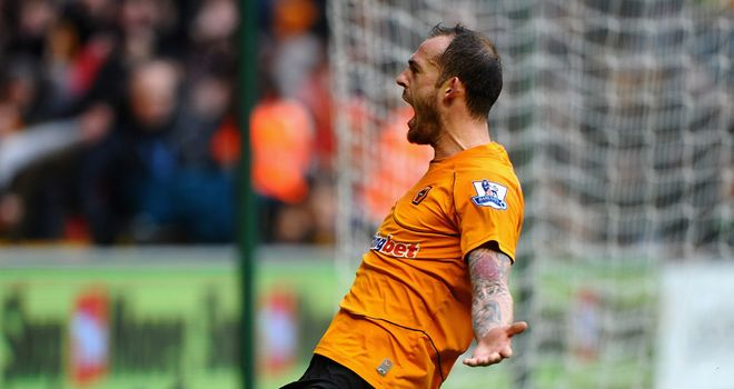 Steven Fletcher: Wolves striker hopes to be part of Team GB