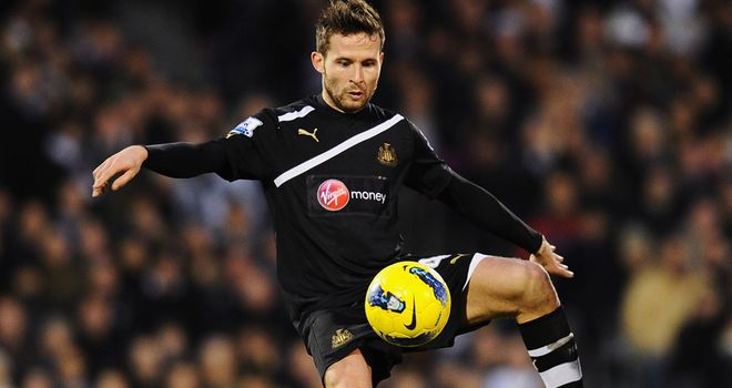Yohan Cabaye: Tipped to make big impact in derby when Newcastle face Sunderland