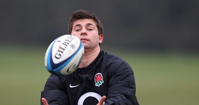Ben Youngs: Hoping to prove himself