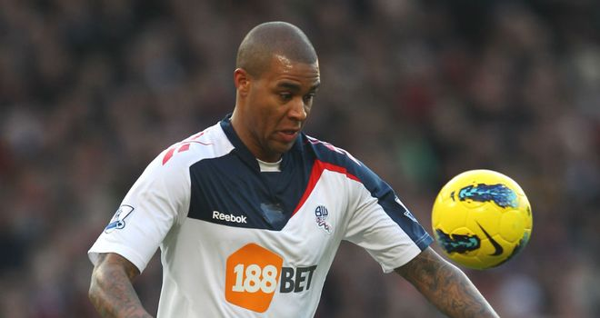 Zat Knight: Has signed a new two-year deal at Bolton