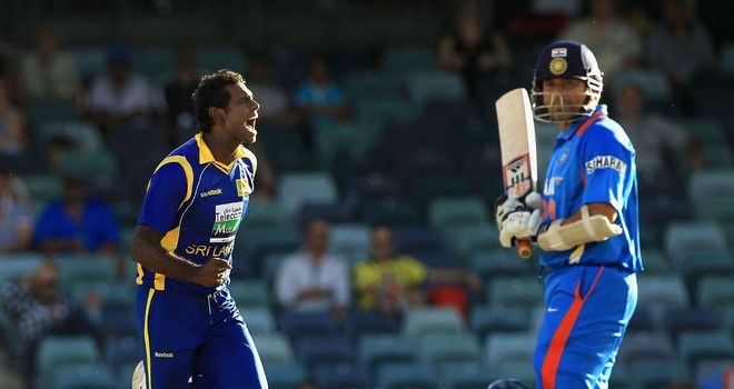 Sachin Tendulkar: Long wait for 100th international century continues after being bowled by Angelo Mathews on Wednesday
