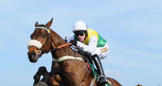 Ballabriggs: Amongst 23 Becher Chase entries