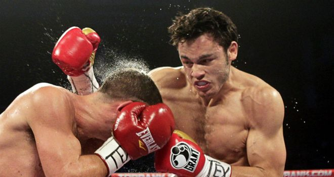 Julio Cesar Chavez Jr: Motivated for a fight to remember