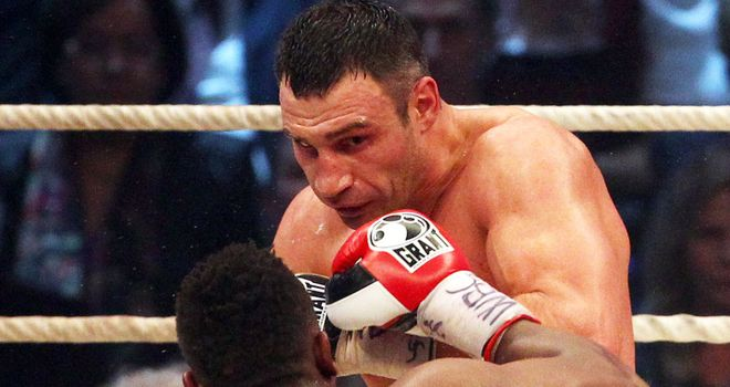 Vitali Klitschko: Long-time holder of the WBC title has not had a 'career-defining' fight